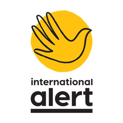 Logo International Alert