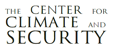 climate and security center