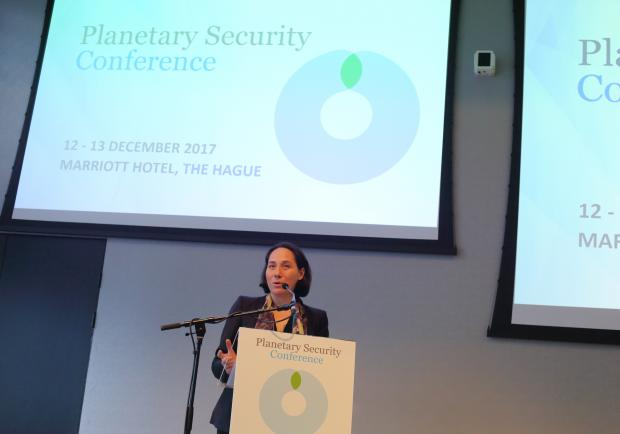 Opening remarks by Monika Sie Dhian Ho, General Director of the Clingendael Institute