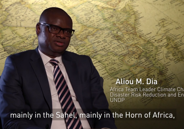 Strengthening the African climate security agenda - Interview with Aliou Dia, UNDP