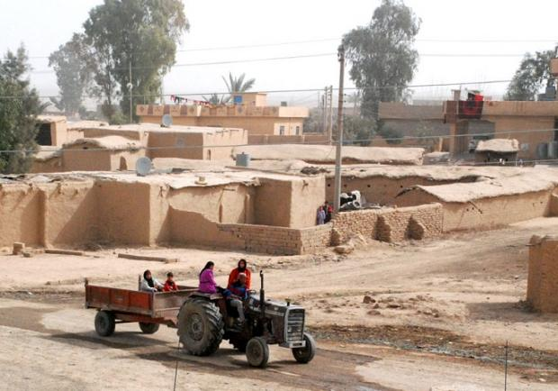 Desertification due to conflict heightens instability in Iraq