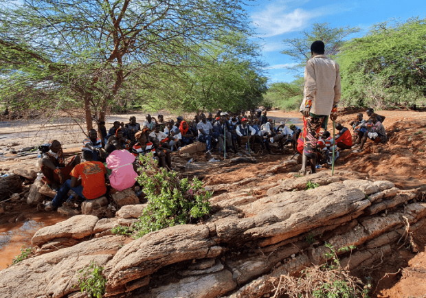 Marsabit- communities solutions to overcome climate change challenges