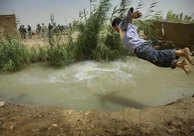 PSI webinar. Iraq: Climate, Water & conflict in 2020
