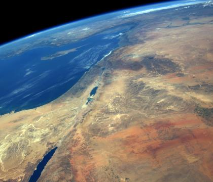 Ecological Peace in the Middle East: #Doable?!