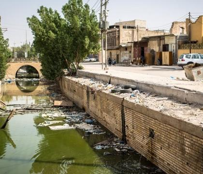 Water crisis in southern Iraq drives displacement and insecurity