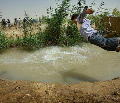 Iraq: Climate, Water & Conflict in 2020 - PSI webinar
