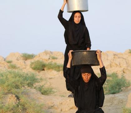 'Water guards': New book on environmental stresses in Iraq