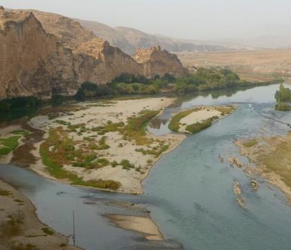 Building stability: Iraq's interprovincial water disputes