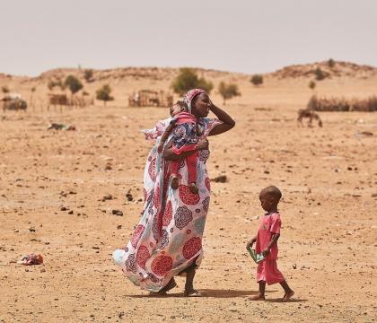 Report: Avert catastrophe now in Africa's Sahel
