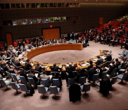 Our last chance to get this right: UNSC debate on climate-security
