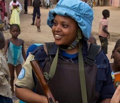 Climate Security Practice Spotlight - UN Peacekeeping in Mali