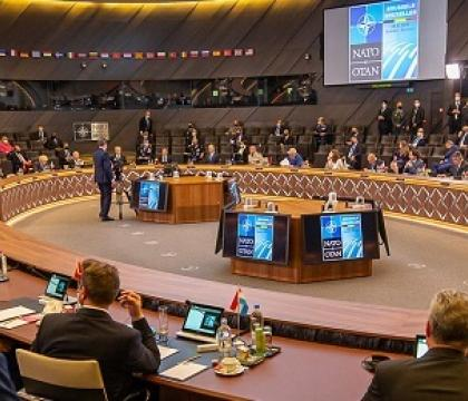 NATO Leaders Reaffirm Importance of Climate Security at Key Summit