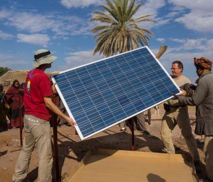 Climate Security Practice Spotlight – Preventing Radicalisation in Kidal