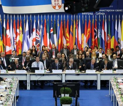 How could the OSCE step up its climate security involvement?