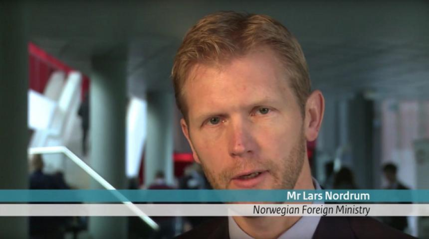 Interview with Lars Nordrum