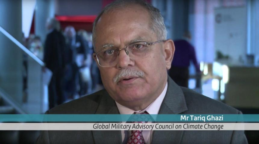 Interview with Lt Gen retd Tariq Ghazi