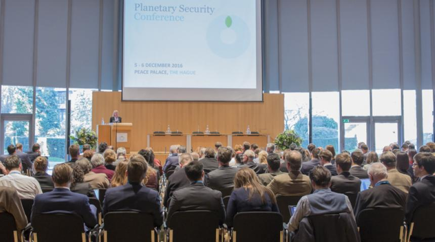 Best of Planetary Security Conference 2016