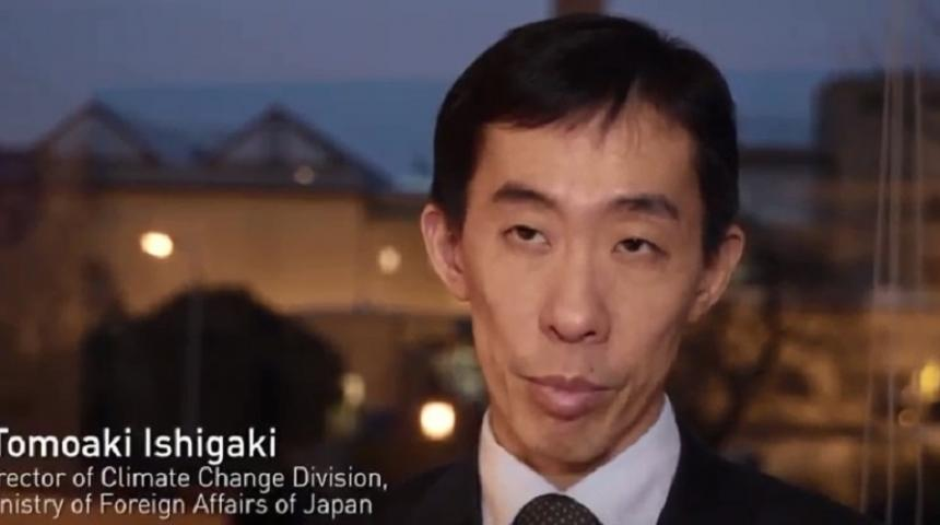 PSI Conference - Interview: Tomoaki Ishigaki, Foreign Ministry Japan