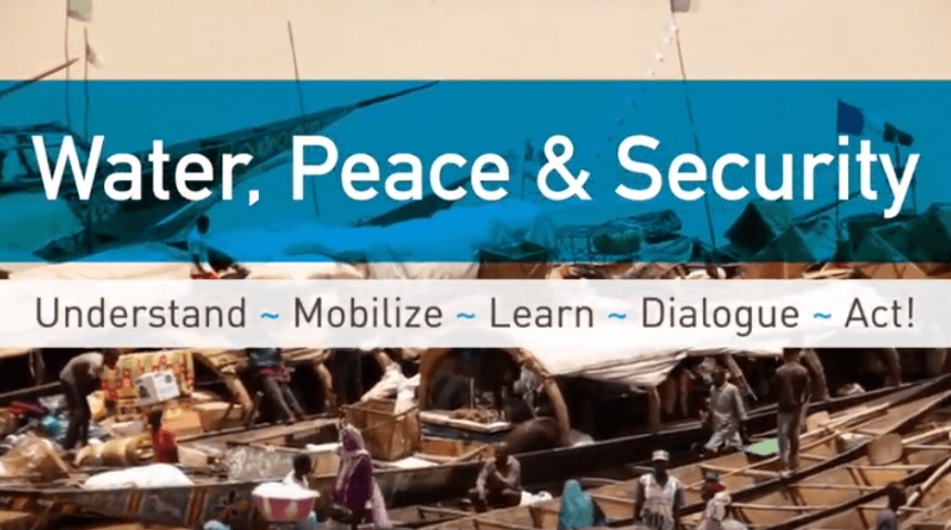 Water, peace & security partnership