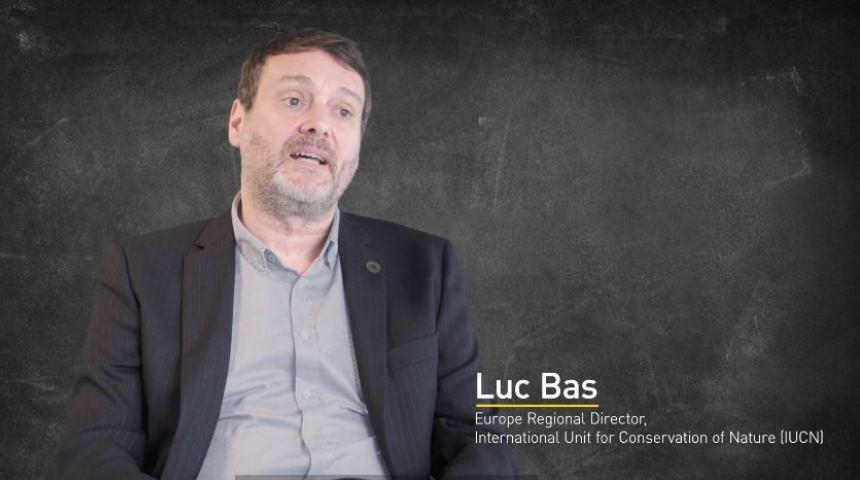 PSC - Interview with Luc Bas