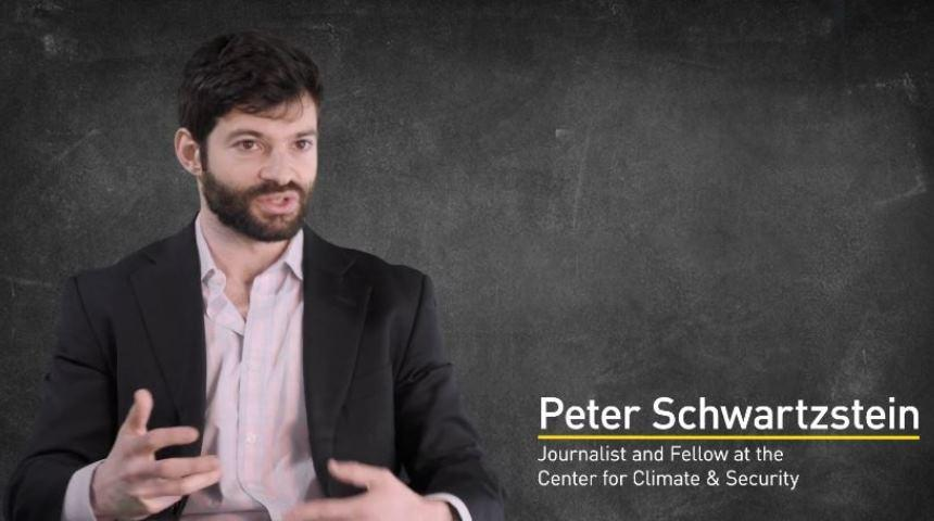 PSC - Interview with Peter Schwartzstein