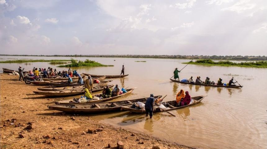 Climate Change Is a Critical Factor in Lake Chad Crisis Conflict Trap